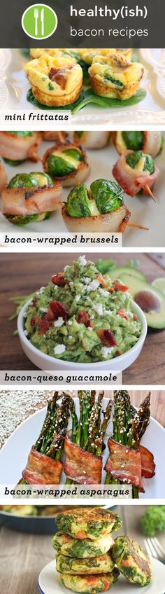 5 Satisfying, Healthier Bacon Snacks from Around the Web