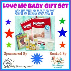 Love Me Baby Gift Set Giveaway  One lucky fan is going to win their very own Love Me Baby Gift Set!  This giveaway is open to US residents 18 and older. Enter to win in the giveaway tools, all entries will be verified, one entrant per household or you will immediately be disqualified. Winner will be contacted via email and has 48 hours to respond before a new winner is chosen. This giveaway will end November 4th at 11:00pm EST.