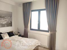Proiect 39 | Casa parter | Otopeni | Proiecte de case personalizate | Arhitect Gabriel Georgescu & Echipa Design Case, Curtains, House, Home Decor, Blinds, Decoration Home, Home, Room Decor, Draping