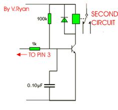 The 555 Monostable Circuit - More Detail