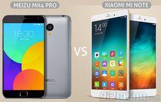 Novedad: Meizu MX4 Pro vs Xiaomi Mi Note vs Xiaomi Mi Note Pro ¿Cuál es mejor?