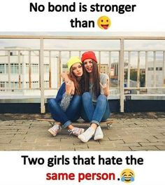 59 ideas quotes friendship bff so true Best Friend Quotes Funny, Besties Quotes, Funny Quotes, True Quotes, Bffs, Qoutes, Funny Memes, Story Quotes, Funny Pics