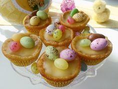 Glutenfria påskmuffins