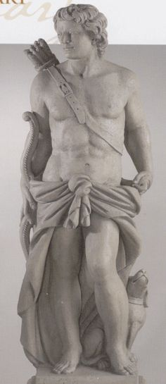 Apollo. Greek god of prophesy and the arts. Leader of the nine muses: In classical mythology, the Muses were the goddesses of the arts. There are nine of them: Calliope (epic poetry - also the mother Orpheus), Clio (history), Melpomene (tragedy), Euterpe (lyric poetry or song and Elegiac poetry), Erato (love lyrics), Terpsichore (dance), Urania (astronomy and astrology), Thalia (comedy), and Polyhymnia (music and geometry or hymns). The Muses were the daughters of Zeus and Mnemosyne.