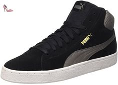 1948 Mid, Sneakers Basses Mixte Adulte, Noir Black Black, 39 EUPuma