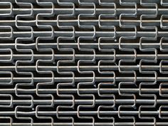 Stainless Metal grate texture background pattern by be my butterfly, via Flickr