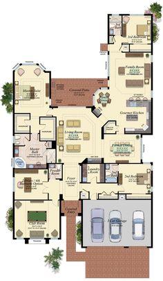 VENETIAN/752 Floor Plan