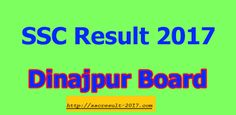 If you are looking for the SSC Result 2017 Dinajpur Board then read carefully the full article. Here, we have discussed about the SSC Result 2017. And here we are also discus about how to get SSC Result from the internet, android apps, and SMS.