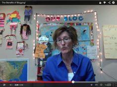 Children in Mrs Yollis' Californian class discuss how blogging can extend the boundaries of the classroom by connecting with audiences across the world. http://yollisclassblog.blogspot.co.uk/p/meet-mrs-yollis.html