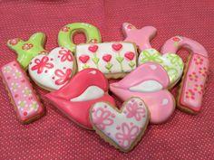 Valentine Cookie Collection