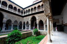 #Seville #Alcazar Palace