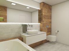 Moderní koupelna VALLEY - vizualizace Bathroom Inspiration, Studio, Pictures, Studios