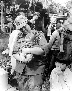 Military Nurse during the Vietnam War