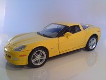 Chevrolet Corvette C6 1/24
