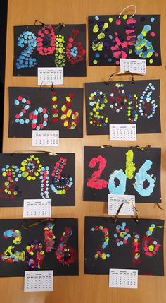 xmas craft ideas - Xmas Ideas 485 besten Schule Bilder auf P. Christmas Calendar, Winter Christmas, Kids Christmas, Christmas Crafts, Christmas Images, Calendar Ideas For Kids To Make, Kids Calendar, Seasons Calendar Kids, Calendar Numbers