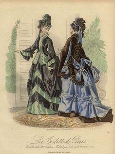 La Toilette de Paris 1873