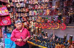 O productos artesanales que quieras comprar como souvenirs.   36 Razones por las que no debes de viajar a Guatemala