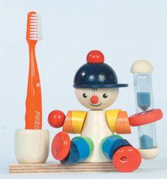 toothbrush _ alamai.com _ toothbrush holder Toothbrush Holders, Measuring Spoons, Bathroom, Kids, Washroom, Young Children, Boys, Toothbrush Holder, Full Bath
