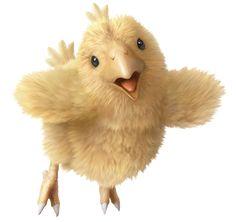 Chocobo Chick - Final Fantasy XIII