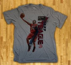 Youth Jeff Teague Fadeaway All-Star T-Shirt, East