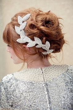 hair style for bride (12) by summerdresses2012, via Flickr