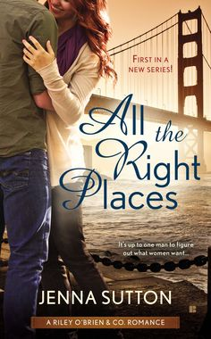 All the Right Places - Jenna Sutton Comes out June 2, 2015!