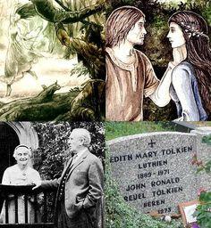 El secreto eficaz para lograr un matrimonio feliz según J.R.R. Tolkien, el autor de El Hobbit - ReL