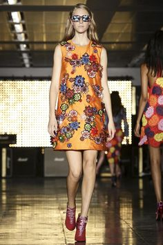 House of Holland Ready To Wear Spring Summer 2015 London