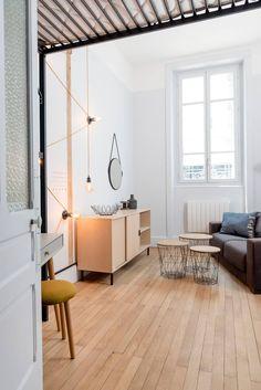 Cool'oc : Chambre de style de style Industriel par Rénow