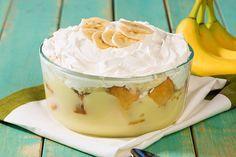 Quick Banana Pudding