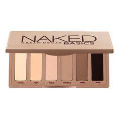 Palette Naked Basics - Urban Decay