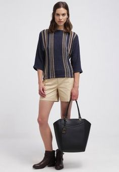Lauren Ralph Lauren - LEXINGTON - Torba na zakupy - black