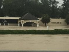 October Flooding in the Midlands - Forest Acres - Forest Lake Place Shopping Center - That's Coplon's.
