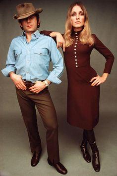 roman & sharon, 1960s