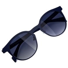 Italia Independent Sunglasses Unisex Steel Frame Lens 0023-021-000
