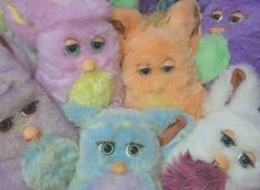 toys, furby, and funcy image