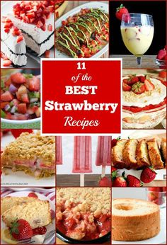 ... something new to do with all of those yummy strawberries? Here ya go