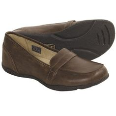 Keen Clifton Shoes - Loafer (For Women) in Shitake