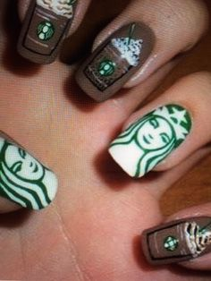 Starbucks Nailzzz