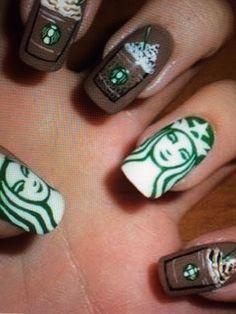 Starbucks Nailzzz