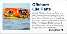Offshore Life Rafts