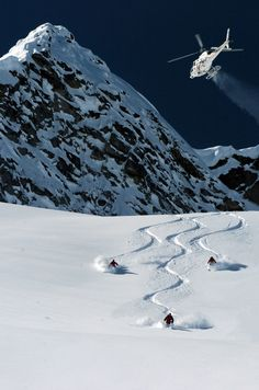 Heli Skiing - want to do
