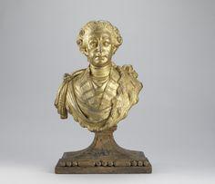 Elector Maximilian III. Joseph of Bavaria (1727-1777) (bust Lead)        Manufacturer: Roman Anton Boos (1733-1810)    Date: about 1777    Location: Munich
