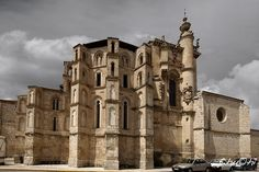 Convento de San Pablo - PEÑAFIEL (Valladolis) España.
