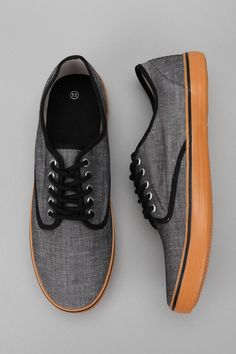 03e29afa09 Chambray shoes that can boost your style game but not guaranteed to boost  your game with