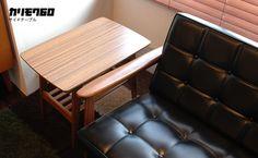 カリモク60 サイドテーブル|VANILLA