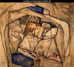 Conversion - Egon Schiele - www.egon-schiele.net