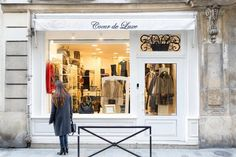A designer thrift store aficionado in search of distinctly French fashion explores the luxury resale shops hidden away on side streets in Paris.