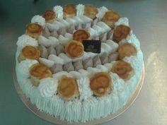 Torte classiche: Saint Honorè #PasticceriaSuMisura #cake #Lecco