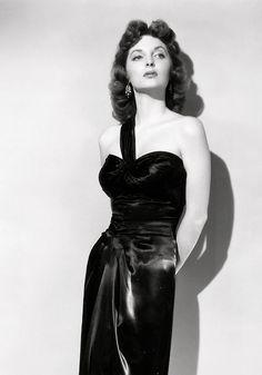 Julie London, The Fat Man, 1951.